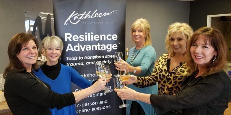 Event: A Toast To Resilience