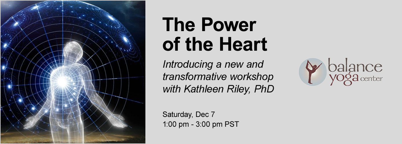 Event: The Power of the Heart